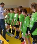 UKS Vambresia Worwo młodziczki młodsze - mistrzynie województwa kujawsko-pomorskiego - 2016, turniej 20 marca 2016r.
