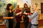 Nagroda główna Złota Maska trafiła do zespołu ze SSpecjalnego Ośrodka Szkolno - Wychowawczego w Dębowej Łące