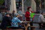 Wąbrzeźno. Dni Seniora 2 i 3 października 2020 roku (impreza kulturalna na Placu Jana Pawła II - 3.10.) 10